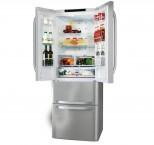Kombinovaná chladnička s mrazničkou dole Whirlpool W4D7 AAA X C