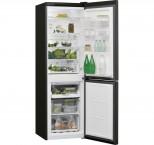 Kombinovaná chladnička s mrazničkou dole Whirlpool W7 821O K