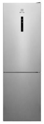 Kombinovaná chladnička s mrazničkou Electrolux LNC7ME32X2, A++
