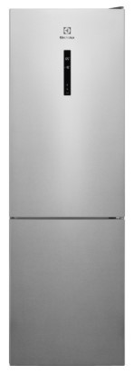 Kombinovaná chladnička s mrazničkou Electrolux LNC7ME32X2, E