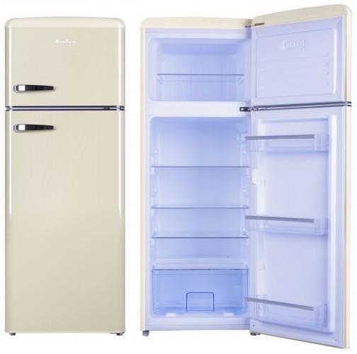 Kombinovaná chladnička s mrazničkou hore Amica VD 1442 AM