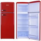 Kombinovaná chladnička s mrazničkou hore Amica VD 1442 AR
