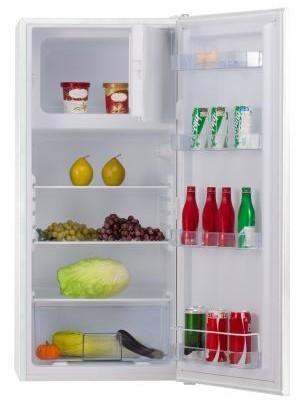 Kombinovaná chladnička s mrazničkou hore Amica VJ 12324 W