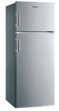 Kombinovaná chladnička s mrazničkou hore Candy CMDDS 5144SHN