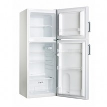 Kombinovaná chladnička s mrazničkou hore Candy CMDS 5122WH, A +