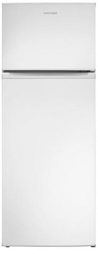 Kombinovaná chladnička s mrazničkou hore Concept LFT4560WH