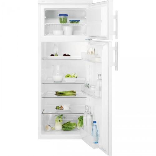 Kombinovaná chladnička s mrazničkou hore Electrolux EJ2301AOW2
