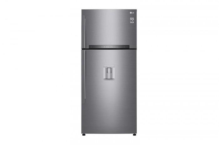 Kombinovaná chladnička s mrazničkou hore LG GTF916PZPYD