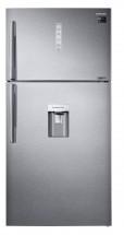 Kombinovaná chladnička s mrazničkou hore Samsung RT58K7105SL/EO