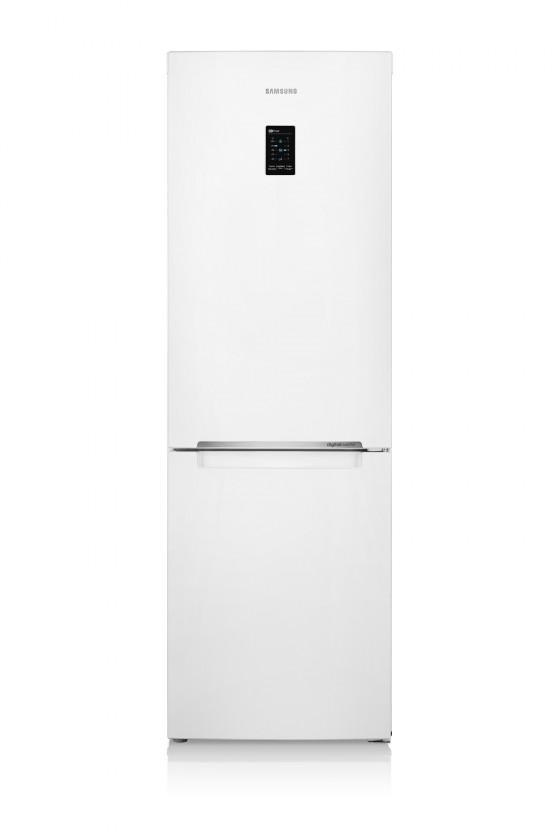 Kombinovaná chladnička Samsung RB 31FERNCWW VADA VZHĽADU, ODRENINY