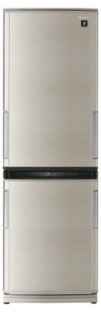 Kombinovaná chladnička  Sharp SJWM322TSL
