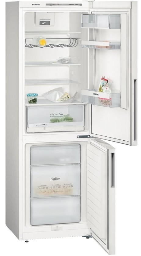 Kombinovaná chladnička  Siemens KG36VVW30S