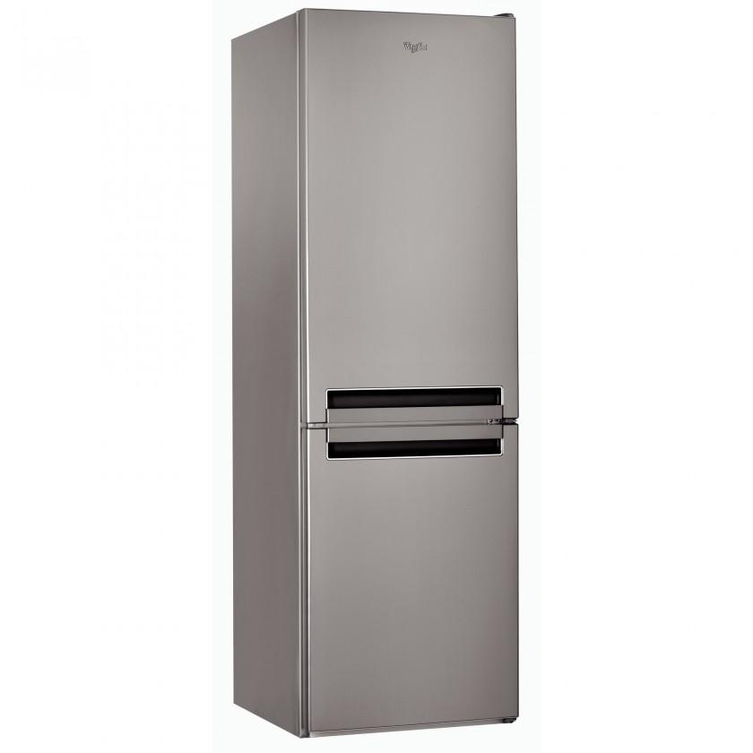Kombinovaná chladnička Whirlpool BSNF 8121 OX