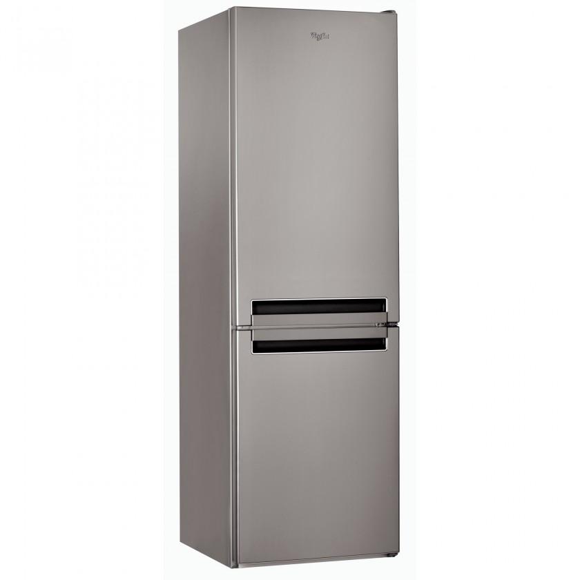 Kombinovaná chladnička Whirlpool BSNF 8152 OX