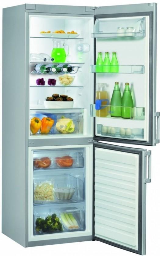 Kombinovaná chladnička Whirlpool WBE34162TS