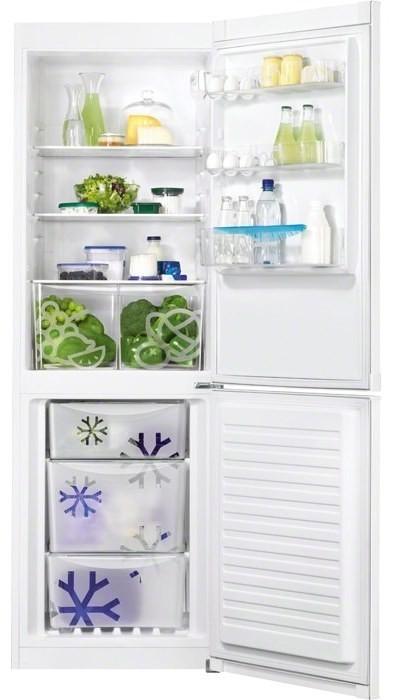 Kombinovaná chladnička Zanussi ZRB 34210 WA