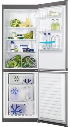 Kombinovaná chladnička Zanussi ZRB 34210XA