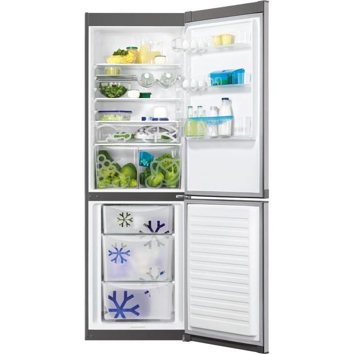 Kombinovaná chladnička Zanussi ZRB 36104XA ROZBALENÉ