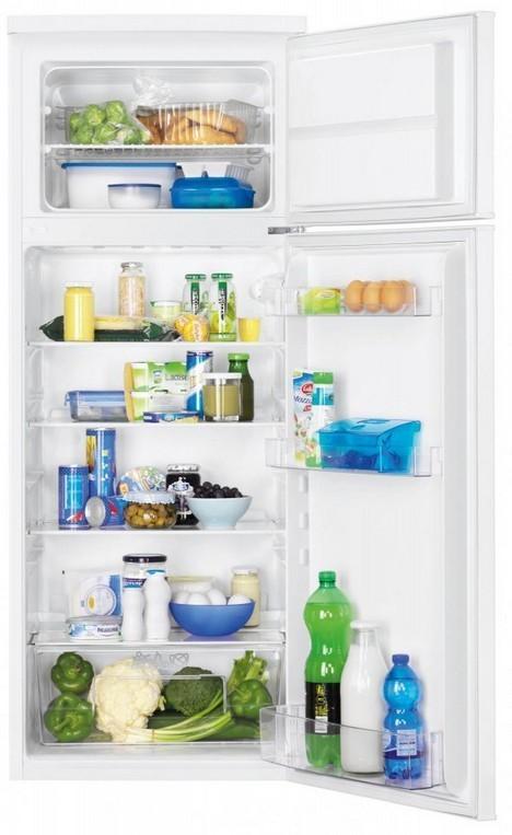Kombinovaná chladnička Zanussi ZRT 23102 WA