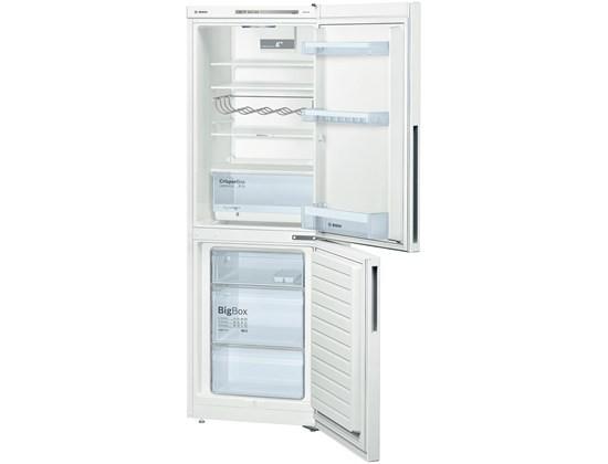 Kombinované chladničky Kombinovaná chladnička s mrazničkou dole Bosch KGV 33VW31S, A++