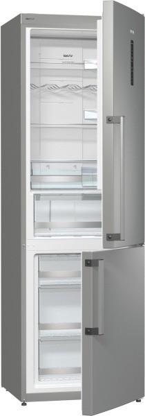 Kombinované chladničky Kombinovaná chladnička s mrazničkou dole Gorenje NRK 6192 TX