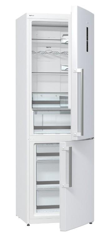 Kombinované chladničky Kombinovaná chladnička s mrazničkou dole Gorenje NRK 6192TW, A++