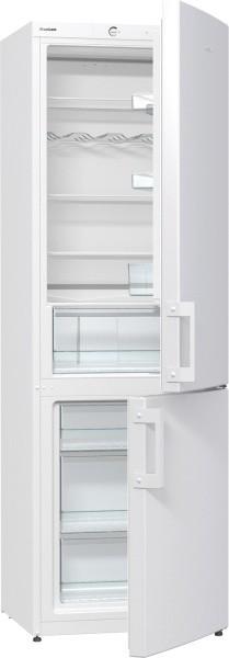 Kombinované chladničky Kombinovaná chladnička s mrazničkou dole Gorenje RK 6192 AW, A++