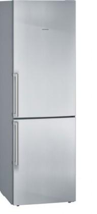 Kombinované chladničky Kombinovaná chladnička s mrazničkou dole Siemens KG 36EEI42