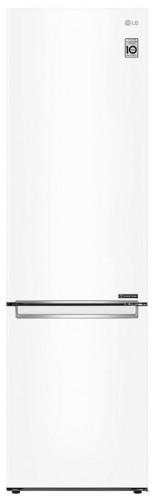 Kominovaná chladnička s mrazničkou dole LG GBB72SWEFN, A+++ VADA