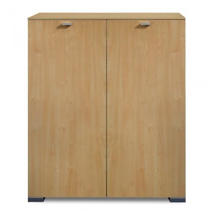 Komoda Gallery5 - Komoda, 100 cm (buk)