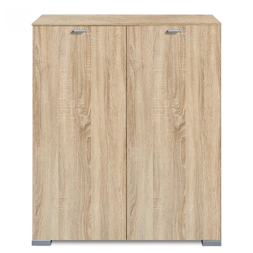 Komoda Gallery5 - Komoda, 100 cm (dub)