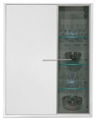 Komoda Game - komoda, 103 cm (biela/biela)