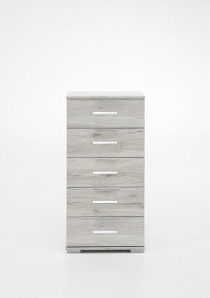 Komoda Kampen 848700(biely dub)
