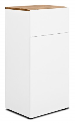 Komoda Pure 26 - Komoda, M01770553L (biela)
