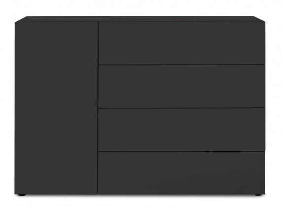Komoda Pure 33 - Komoda, M011500L (antracit)