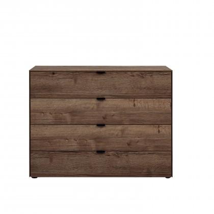 Komoda Tender - 577647 (divoký dub antický/divoký dub antický feelwood)