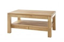 Konferenčný stolík Alkor - 115x54x70 (buk, hnedá)