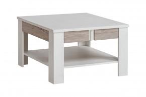 Konferenčný stolík Alvo (andersen white pine/andersen beige)