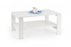 Konferenčný stolík Andrea (biela)