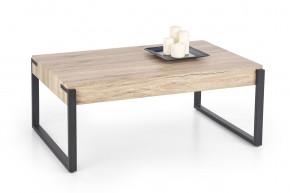 Konferenčný stolík Capri (hnedá)