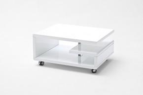 Konferenčný stolík Enora (biela)
