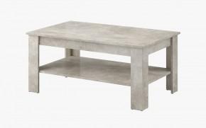 Konferenčný stolík Nive - obdĺžnik (beton jasný)