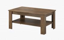 Konferenčný stolík Nive - obdĺžnik (dub burgundský)