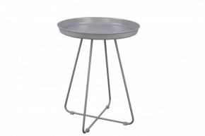 Konferenčný stolík Pogorze - M (sivý)