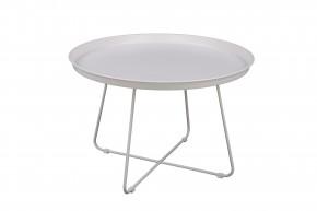 Konferenčný stolík Pogorze - XL (biely)