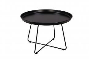 Konferenčný stolík Pogorze - XL (čierny)