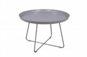 Konferenčný stolík Pogorze - XL (sivý)