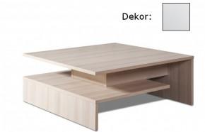 Konferenčný stolík Selar II (biela arctic) - II. akosť