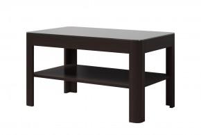 Konferenčný stolík Togo (wenge/černý lesk)