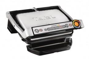 Kontaktný gril Tefal Optigrill+ GC712D34, 2000W + vidlička na mäso